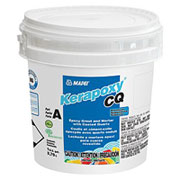 Mapei Kerapoxy CQ Prem Color Coated Quartz Epoxy Grout and Mortar
