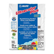 Mapei Ultracolor® Plus Premium Rapid Setting Grout